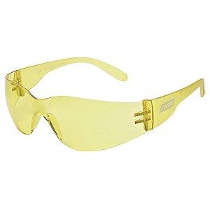 Caixa com 20 Óculos de Segurança Norsafety Style - Ambar
