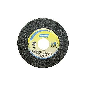 Caixa com 5 Rebolo Afiação de Serras Óxido de Alumínio Cinza Chanfrado 152,40 x 4,80 x 31,75 mm A60O5VC1