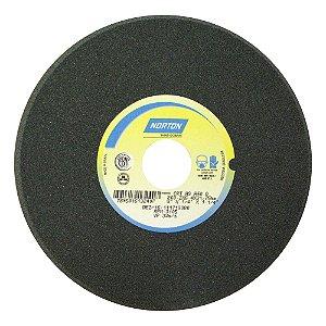 Caixa com 5 Rebolo Afiação de Serras Óxido de Alumínio Cinza Chanfrado 203,20 x 6,40 x 31,75 mm A60O5VC1