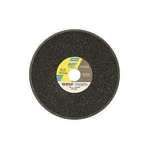 Caixa com 5 Rebolo Afiação de Serras Óxido de Alumínio Cinza Chanfrado 228,60 x 9,50 x 31,75 mm A60O5VC1