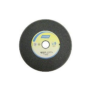 Caixa com 5 Rebolo Afiação de Serras Óxido de Alumínio Cinza Chanfrado 254 x 9,50 x 31,75 mm A60O5VC1