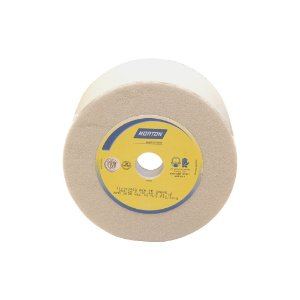 Caixa com 2 Rebolo Afiação e Retificação Óxido de Alumínio Branco Copo Reto 203,2 x 101,6 x 31,75 mm ACR FE 38A46J