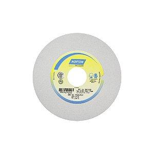 Caixa com 3 Rebolo Afiação e Retíficação Óxido de Alumínio Branco Reto 152,40 x 12,70 x 31,75 mm FE 38A100KVS