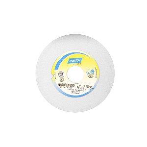 Rebolo Afiação e Retíficação Óxido de Alumínio Branco Reto 152,40 x 9,50 x 31,75 mm FE 38A100-KVS Caixa com 3