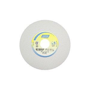 Caixa com 3 Rebolo Afiação e Retíficação Óxido de Alumínio Branco Reto 177,80 x 12,70 x 31,75 mm FE 38A80KVS