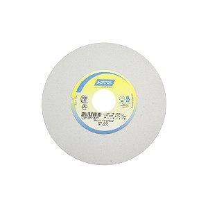 Caixa com 3 Rebolo Afiação e Retíficação Óxido de Alumínio Branco Reto 177,80 x 6,40 x 31,75 mm FE 38A80KVS