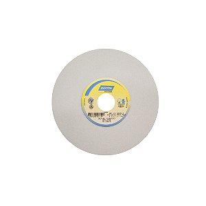 Caixa com 3 Rebolo Afiação e Retíficação Óxido de Alumínio Branco Reto 203,20 x 12,70 x 31,75 mm FE 38A80KVS