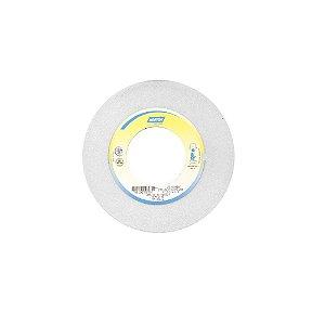 Caixa com 3 Rebolo Afiação e Retíficação Óxido de Alumínio Branco Reto 203,20 x 19 x 76,20 mm FE 38A60KVS