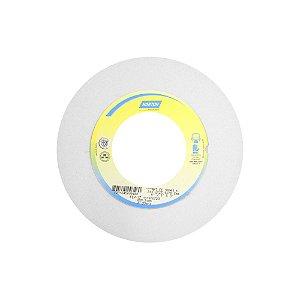 Caixa com 3 Rebolo Afiação e Retíficação Óxido de Alumínio Branco Reto 203,20 x 25,4 x 76,20 mm FE 38A60KVS