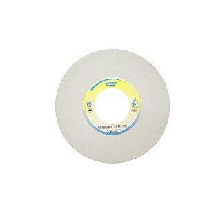 Caixa com 1 Rebolo Afiação e Retíficação Óxido de Alumínio Branco Reto 254 x 19 x 76,20 mm FE 38A46KVS