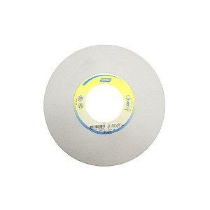Caixa com 1 Rebolo Afiação e Retíficação Óxido de Alumínio Branco Reto 254 x 25,40 x 76,20 mm FE 38A80KVS