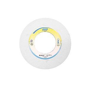 Rebolo Afiação e Retíficação Óxido de Alumínio Branco Reto 304,80 x 25,40 x 127 mm FE 38A80KVS Caixa com 1