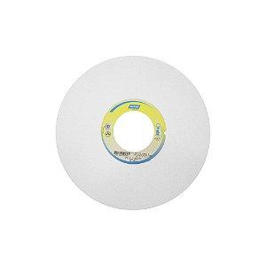 Rebolo Afiação e Retíficação Óxido de Alumínio Branco Reto 304,80 x 25,40 x 76,20 mm FE 38A60KVS Caixa com 1