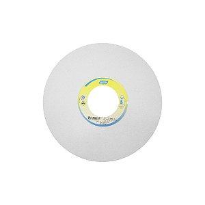 Caixa com 1 Rebolo Afiação e Retíficação Óxido de Alumínio Branco Reto 304,80 x 25,40 x 76,20 mm FE 38A80KVS