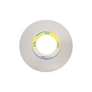 Rebolo Afiação e Retíficação Óxido de Alumínio Branco Reto 355,6 x 25,4 x 127 mm ART FE 38A46K Caixa com 1