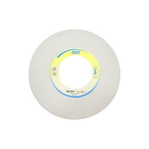 Rebolo Afiação e Retíficação Óxido de Alumínio Branco Reto 355,6 x 31,8 x 127 mm ART FE 38A60K Caixa com 1