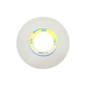 Rebolo Afiação e Retíficação Óxido de Alumínio Branco Reto 355,6 x 31,8 x 127 mm ART FE 38A80K Caixa com 1