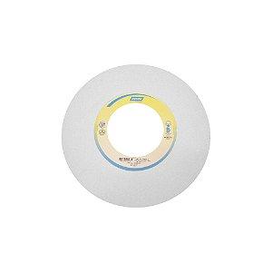 Rebolo Afiação e Retíficação Óxido de Alumínio Branco Reto 355,6 x 38,1 x 127 mm ART FE 38A60K Caixa com 1