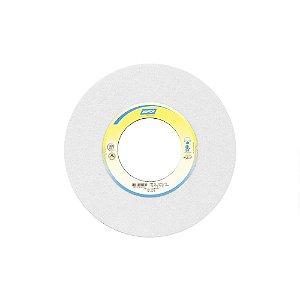 Rebolo Afiação e Retíficação Óxido de Alumínio Branco Reto 355,6 x 50,8 x 127 mm ART FE 38A46K Caixa com 1