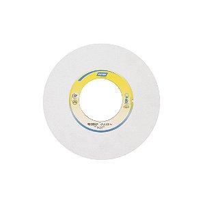 Rebolo Afiação e Retíficação Óxido de Alumínio Branco Reto 355,6 x 50,8 x 127 mm ART FE 38A80K Caixa com 1