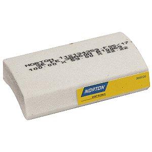 Caixa com 12 Rebolo Afiação e Retíficação Óxido de Alumínio Branco Segmentos 100 x 59 x 22,22 mm FE 38A60H B10069