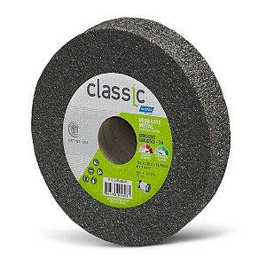 Caixa com 10 Rebolo Desbaste Metal Classic Grosso 152,4 x 25,4 x 31,75 mm A24 R VCL
