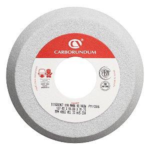 Caixa com 4 Rebolo Ferramentaria Óxido de Alumínio Branco Copo Cônico 127 x 50,8 x 31,75 mm 11A AA46 K8V40W