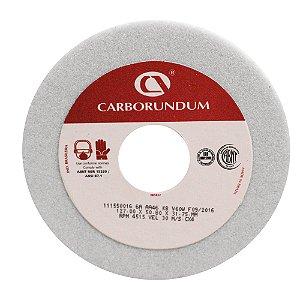 Caixa com 4 Rebolo Ferramentaria Óxido de Alumínio Branco Copo Reto 127 x 50,8 x 31,75 mm 6A AA60 K8V40W