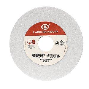 Caixa com 15 Rebolo Ferramentaria Óxido de Alumínio Branco Reto 152,4 x 12,7 x 31,75 mm 1A AA120 K8V40W