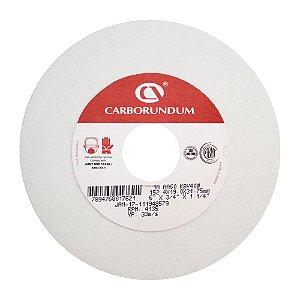 Caixa com 10 Rebolo Ferramentaria Óxido de Alumínio Branco Reto 152,4 x 19,0 x 31,75 mm 1A AA60 K8V40W