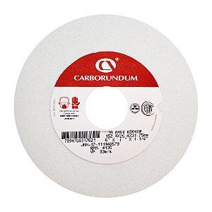 Caixa com 10 Rebolo Ferramentaria Óxido de Alumínio Branco Reto 152,4 x 25,4 x 31,75 mm 1A AA60 K8V40W