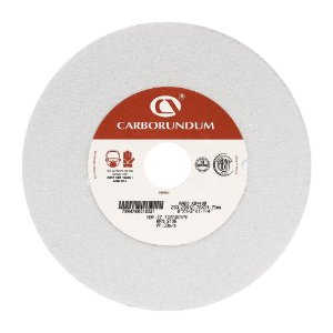 Caixa com 10 Rebolo Ferramentaria Óxido de Alumínio Branco Reto 203,2 x 12,7 x 31,75 mm 1A AA60 K8V40W