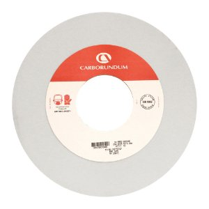 Rebolo Ferramentaria Óxido de Alumínio Branco Reto 254,0 x 25,4 x 76,20 mm 1A AA60 K8V40W Caixa com 3