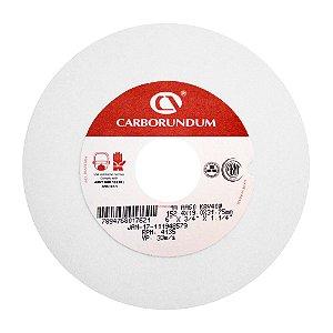 Caixa com 1 Rebolo Ferramentaria Óxido de Alumínio Branco Reto 355,6 x 25,4 x 127,00 mm 1A AA60 K8V40W