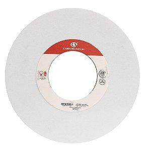 Caixa com 1 Rebolo Ferramentaria Óxido de Alumínio Branco Reto 355,6 x 50,8 x 127,00 mm 1A AA60 K8V40W