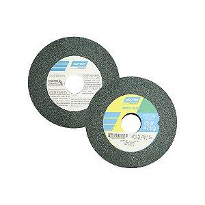 Rebolo Metal Duro Carberto de Silício Verde Reto 152,4 x 25,4 x 31,75 mm ART FE 39C60K Caixa com 3