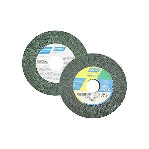 Rebolo Metal Duro Carberto de Silício Verde Reto 152,4 x 25,4 x 31,75 mm ART FE 39C80K Caixa com 3
