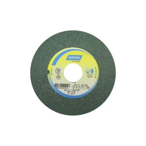 Caixa com 3 Rebolo Metal Duro Carbeto de Silício Verde Reto 152,40 x 12,70 x 31,75 mm 39C120KVK