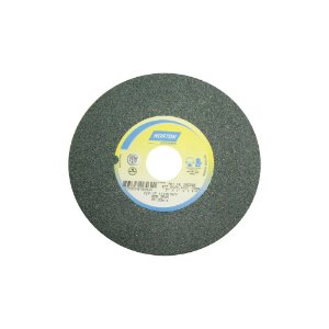 Caixa com 3 Rebolo Metal Duro Carbeto de Silício Verde Reto 177,80 x 25,40 x 31,75 mm 39C80KVK