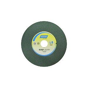 Caixa com 1 Rebolo Metal Duro Carbeto de Silício Verde Reto 254 x 25,40 x 38,10 mm 39C120KVK