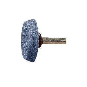 Caixa com 20 Rebolo Ponta Montada A34 Saphira Haste 6,4 mm