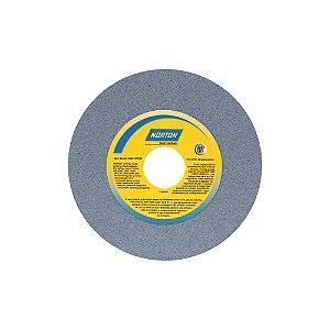 Rebolo Saphira Ferramentaria Premium Óxido de Alumínio Cerâmico Reto 152,40 x 6,40 x 31,75 mm 38A80JVS3 Caixa com 3