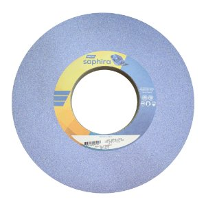 Caixa com 1 Rebolo Saphira Ferramentaria Premium Óxido de Alumínio Cerâmico Reto 355,6 x 25,4 x 127 mm 5NQ46-JVS3