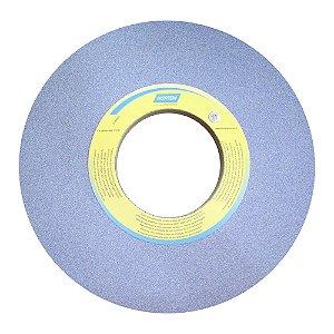 Rebolo Saphira Ferramentaria Premium Óxido de Alumínio Cerâmico Reto 355,6 x 25,4 x 127 mm 5NQ46-JVS3 Caixa com 1