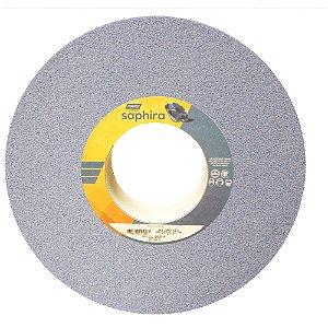 Rebolo Saphira Ferramentaria Premium Óxido de Alumínio Cerâmico Reto 355,6 x 50,8 x 127 mm 5NQ60-JVS3 Caixa com 1