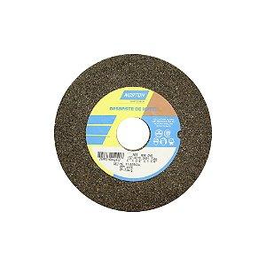 Rebolo Uso Geral Desbaste de Metal Óxido de Alumínio Marrom Reto 152,4 x 19,0 x 31,75 mm ART A24 QVS Caixa com 3