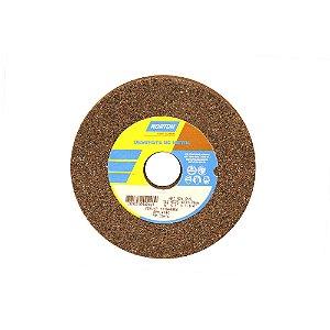 Caixa com 3 Rebolo Uso Geral Desbaste de Metal Óxido de Alumínio Marrom Reto 152,4 x 25,4 x 31,75 mm ART A24 RVS