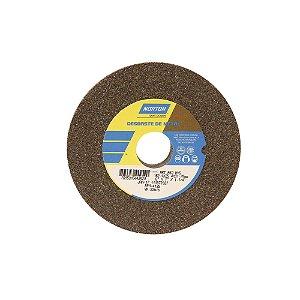 Rebolo Uso Geral Desbaste de Metal Óxido de Alumínio Marrom Reto 152,4 x 25,4 x 31,75 mm ART A60 NVS Caixa com 3