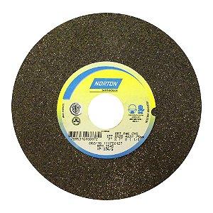 Caixa com 3 Rebolo Uso Geral Desbaste de Metal Óxido de Alumínio Marrom Reto 177,80 x 19 x 31,75 mm A46OVS