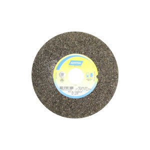 Rebolo Uso Geral Desbaste de Metal Óxido de Alumínio Marrom Reto 177,80 x 25,40 x 31,75 mm A24RVS Caixa com 3